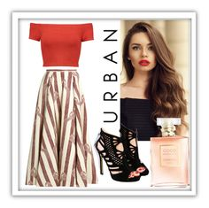 Urban by arq-luisadcastillo on Polyvore featuring polyvore fashion style Alice + Olivia Emilia Wickstead clothing