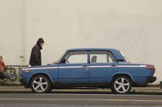 1988 Lada 2107 1500S.