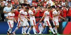 Cuplikan Gol: Albania 0-1 Swiss (Piala Euro 2016)
