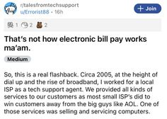 The average person isn't expected to be great with computers, but who thinks they have a check hole? #computer #techsupport #technology #billpayment #lol #wtf