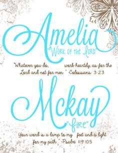 Find a Name for your Baby! - Gaelic Baby Names - Ideas of Gaelic Baby Names - Name Meaning Art Print Boy Girl Names Name Meaning Art Print by elevenattwentythird on Etsy Hebrew Girl Names, Biblical Girl Names, Gaelic Baby Names, Irish Baby Girl Names, Baby Names Short, Girl Names With Meaning, Boy Girl Names, Baby Names And Meanings, Amelia Name Meaning