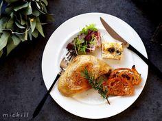 炊飯器とジップロックでできるのにごちそう感がすごい!鶏もも肉のコンフィ - Peachy(ピーチィ) - ライブドアニュース Ethnic Recipes, Food, Meals