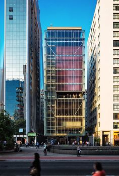 Gallery of Moreira Salles Institute / Andrade Morettin Arquitetos - 24