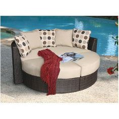 Target Mobile Site - Lexus Wicker Patio Daybed Set