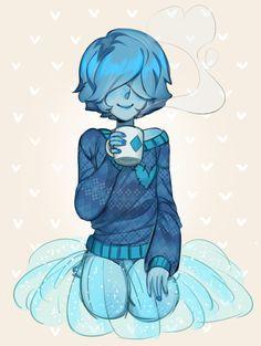 Steven Universe,фэндомы,SU art,Blue Pearl,SU Персонажи,iml4,artist