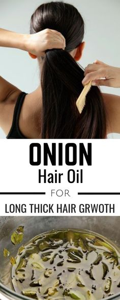 Miraculous DIY Hair Oil With Onion And Garlic Which Works Wonders For Your Hair Problem – geethanjali Miraculous DIY Hair Oil With Onion And Garlic Which Works Wonders For Your Hair Problem Homemade hair oil with onion and garlic to boost new hair growth New Hair Growth, Vitamins For Hair Growth, Hair Growth Tips, Hair Care Tips, Onion Hair Growth, Diy Hair Care, Hair Care Routine, Hair Remedies For Growth, Hair Growth Treatment