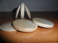 Купить Заготовки. Броши.Серьги. Диски - белый, деревянные заготовки, брошь, серьги, диски, дерево