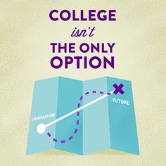 College isn't the online option - ideas for high school grads who aren't ready for college