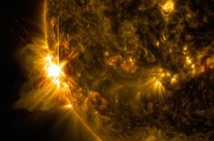 The Sun Emitted Two X-Class Solar Flares Back-to-Back Read more at http://www.iflscience.com/space/sun-emitted-two-x-class-solar-flares-back-back#PqzgRk1LRPV67Egc.99