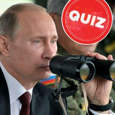 Test Your Knowledge of the Russia-Ukraine Conflict with Our Definitive True or False Quiz