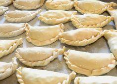 Mi caja de recetas: Empanadas de Santa Cruz de la Sierra (Bolivia)