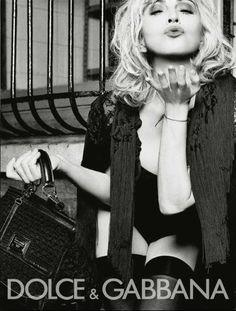 Madonna - Dolce & Gabbana
