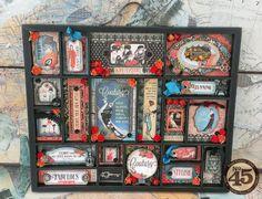 starrgazer creates: Couture Letterbox Tray
