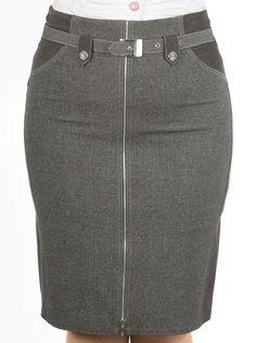 Юбка женская 383-2   Женские юбки оптом от производителя (Россия)