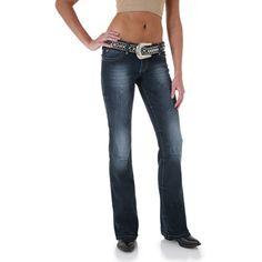 Wrangler Rock 47 Voodoo Jeans|All Womens Jeans
