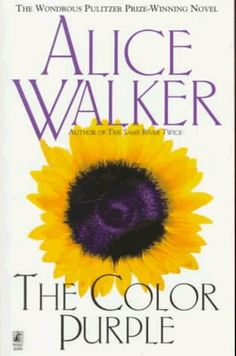 Alice Walker's timeless classic of loss and love. #alice #purple #love #reading #musser #groundbreaking