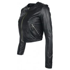 Crown Jewel Leather Jacket - Boda Skins