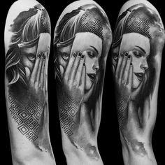 by @shooby_tattoo . #best #tattooartist #tattooworldpub #tattoo #like4like #likeforfollow #follow4follow #followbackalways #follow4followback