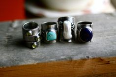 rings, the noisy plume