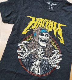 Hallow Collective - Metal Lover Tee