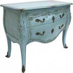 chest of drawers teal - Google Search