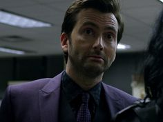 INTERVIEW: David Tennant On The Power, The Horror & The Naivety Of Kilgrave