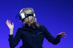 Samsung targets UK business sectors with virtual reality technology, including airlines, train operators, restaurants, retailers, and construction companies