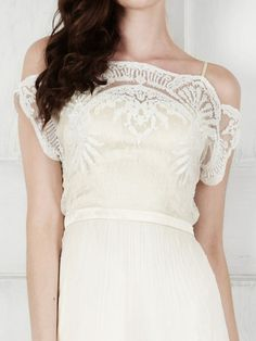 Modern wedding dresses with a vintage twist by Catherine Deane | Love My Dress® UK Wedding Blog