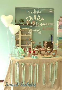 Sweet Subela: el Candy Bar