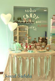 Sweet Subela: el Candy Bar