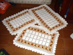 Tapetes de Barbante Como Fazer   tapetes 2 580x435