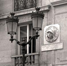 St Honoré, Rue Saint Honoré, Jeanne D'arc, Arrondissement, Joan Of Arc, Vintage Paris, France, Old Photos, Illustration