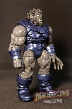 "024 BLASTAAR - MARVEL UNIVERSE 3.75"" FIGURES SERIES 4 // Marvelicious Toys - The Marvel Universe Toy & Collectibles Podcast"