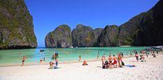 Thaimaa on talvikauden suosituin kaukokohde.