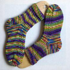 sunny x-mas socks #knitting