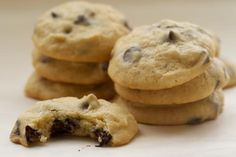 Don't let your chocolate chip cookies be ordinary. Try these Cream Cheese Chocolate Chip Cookies! - Bake or Break