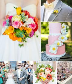 Top 10 Summer Wedding Details for Season 2014