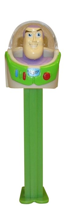 From dispensers to candy, there's a PEZ for anyone and everyone. Look for these PEZ products at your local retailer. Festa Toy Story, Toy Story Party, Toy Story Birthday, Baby First Birthday, 3rd Birthday Parties, Disney Pixar, Disney Toys, Candy Dispenser, Buzz Lightyear