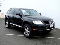 2004 Volkswagen Touareg V8: $14,900 (chuckolsonchev 3/21) Stock Number: 1866P…