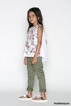 2c4b31724734 Ermanno Scervino Весна-Лето 2016 Teen Girl Fashion, Little Girl Fashion,  Kids Fashion