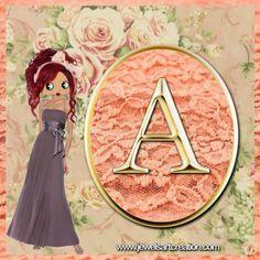 Alphabet Profiles | Jewels Art Creation