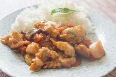 Jak připravit čínské sladkokyselé kuře Potato Salad, Cauliflower, Curry, Rice, Potatoes, Meat, Chicken, Vegetables, Ethnic Recipes