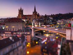 Lausanne by klOrklOr, via Flickr