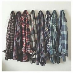 Flannels. I love them all. Size medium at any store, any color
