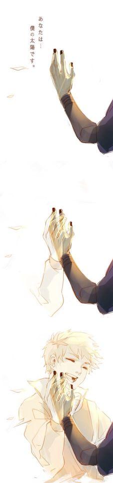 Hide, my feels. ;w; I really miss you. OC