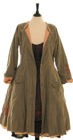 elle-belle.de Cord-Mantel von Ewa i Walla skandinavische mode online kaufen