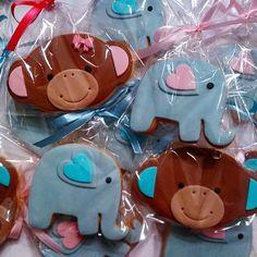 #elephantcookies #junglecookies #monkeycookies #animalcookies #elephant #monkey #zoocookies #cookies #jungle #zoo Monkey Cookies, Elephant Cookies, Birthdays, Instagram Posts, Baby, Anniversaries, Birthday, Baby Humor, Infant