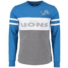 775584f91 NFL Detroit Lions G-III Sports by Carl Banks Era Long Sleeve T-Shirt