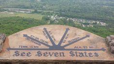 Rock City 7 States