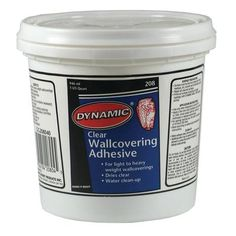DYNAMIC - Dynamic Pro Clear Adhesive 946mL - GG208040 - Home Depot Canada